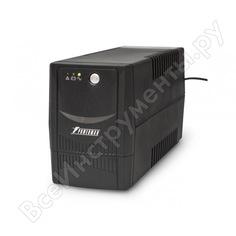 Источник бесперебойного питания powerman ps backpro 800i plus iec320/avr+interface+soft+int 6120414