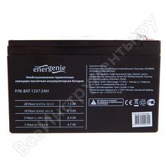 Аккумулятор для источников бесперебойного питания energenie bat-12v7.5ah