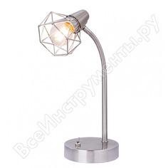 Настольная лампа rivoli 7004501 distratto t1 sn 1хe14 40w б0038105