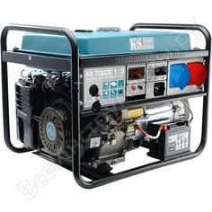 Бензиновый генератор konner&sohnen ks 7000e-1/3