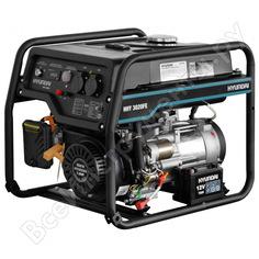 Бензиновый генератор hyundai hhy 3020fe