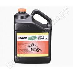 Масло для смазки пильных цепей и шин 3,78 л premium b&c echo 6454707/6454807