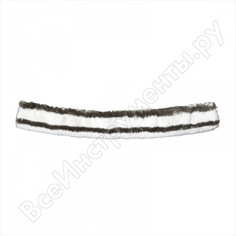 Шубка-щетка для мытья окон a-vm 45 см sb3921