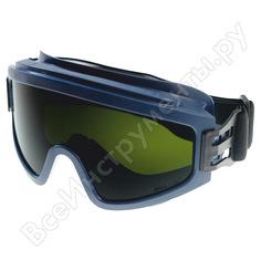 Защитные закрытые очки росомз зн11 panorama strongglassтм 6 pc 21135 с непрямой вентиляцией