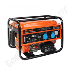 Бензиновый генератор patriot max power srge 3500e 474103150