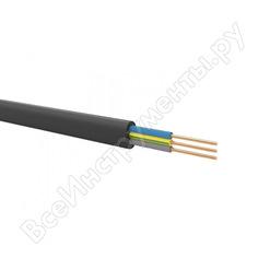 Кабель партнер-электро ввг-пнг/а/ 3х4 гост (50м) p111g-03ng07re1-c050