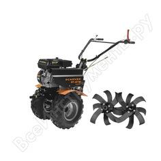 Мотоблок carver мт-651w 01.006.00026