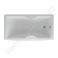 Ванна aquatek феникс 190, пустая, без фронтального экрана 00000002173