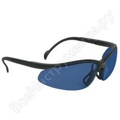Защитные очки truper голубые lede-sz 14303