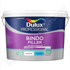 Финишная колеруемая безусадочная шпаклевка под покраску и обои 15 кг dulux bindo filler 5319755