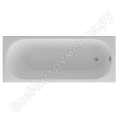 Ванна aquatek оберон 160, пустая, без фронтального экрана 00000037005