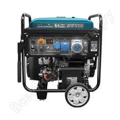 Бензиновый генератор konner&sohnen ks 15-1e atsr