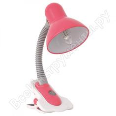Настольная лампа kanlux е27 suzi hr-60-pk 7153