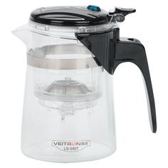 Чайник Veitron заварочный с кнопкой