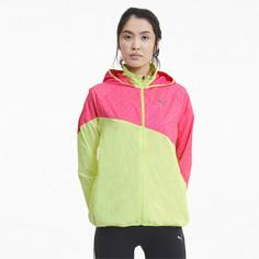 Куртка Run Graphic Hooded Jacket Puma