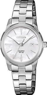 Японские женские часы в коллекции Basic Женские часы Citizen EU6070-51D