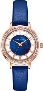 Женские часы в коллекции Transparency Женские часы Kenneth Cole KC51129003