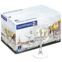Бокал для шампанского Luminarc French Brasserie H9451, 6 шт, 210 мл