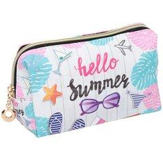 Косметичка Hello Summer Y3-928 I.K, 15х8х6.5 см