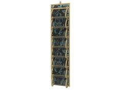 Кофр для колготок и мелочей Cofret Двусторонний 16 карманов 20x80cm 1310