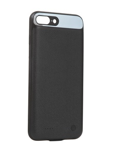 Чехол-аккумулятор XO для APPLE iPhone 8 Plus/7 Plus Backpack PB-15 3650mAh Black 912928