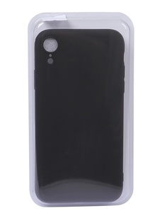 Чехол Eva для APPLE iPhone XR Black