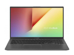 Ноутбук ASUS VivoBook X512FL-BQ613T 90NB0M93-M08050 (Intel Core i5-10210U 1.6 GHz/8192Mb/256Gb SSD/nVidia GeForce MX250 2048Mb/Wi-Fi/Bluetooth/Cam/15.6/1920x1080/Windows 10 Home 64-bit)