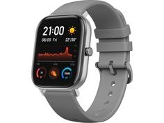 Умные часы Xiaomi Huami Amazfit GTS A1914 Lava Grey Выгодный набор + серт. 200Р!!!