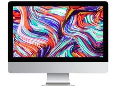 Моноблок APPLE iMac 21.5 Retina 4K (2019) Silver MHK33RU/A (Intel Core i5 3.0 GHz/8192Mb/256SSD/AMD Radeon Pro 560X 4096Mb/Bluetooth/Cam/27/4096x2304/macOS X)