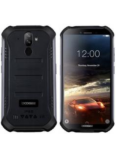 Сотовый телефон DOOGEE S40 Lite Mineral Black