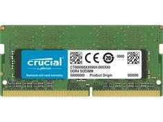 Модуль памяти Crucial DDR4 SO-DIMM 3200MHz PC25600 CL22 - 32Gb CT32G4SFD832A