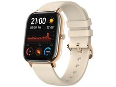 Умные часы Xiaomi Amazfit GTS A1914 Gold Выгодный набор + серт. 200Р!!!
