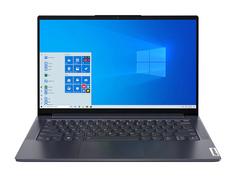 Ноутбук Lenovo Yoga Slim 7 14IIL05 82A10083RU (Intel Core i7-1065G7 1.3 GHz/16384Mb/1Tb SSD/No ODD/Intel HD Graphics/Wi-Fi/14/1920x1080/Windows 10 64-bit)