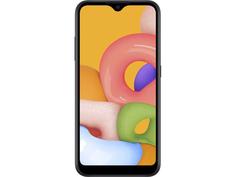 Сотовый телефон Samsung SM-M015F Galaxy M01 3Gb/32Gb Black Выгодный набор + серт. 200Р!!!