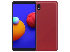 Сотовый телефон Samsung SM-A013F Galaxy A01 Core 1/16Gb Red Выгодный набор + серт. 200Р!!!
