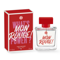 Парфюмерная вода MON ROUGE! Yves Rocher