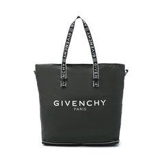 Текстильная сумка-шопер Light 3 Givenchy