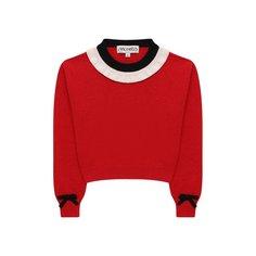 Шерстяной пуловер Simonetta