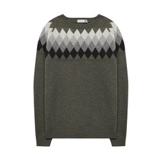Шерстяной пуловер Dal Lago