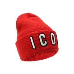 Шерстяная шапка Icon Dsquared2