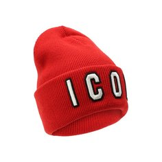 Шерстяная шапка Dsquared2