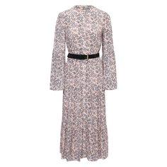 Платье из вискозы MICHAEL Michael Kors