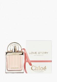 Парфюмерная вода Chloe Chloé Love Story Eau Sensuelle, 50 мл