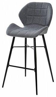 Барный стул MARCEL TRF-09 Серый кварц, ткань Bravo