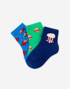 Набор носков для мальчика 3 пары Gloria Jeans