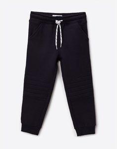 Синие брюки-джоггеры для мальчиков Gloria Jeans