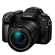 Фотоаппарат PANASONIC Lumix DMC-G80MEE-K kit ( Lumix G Vario 12-60мм/F3.5-5.6 ASPH/Power O.I.S.), черный