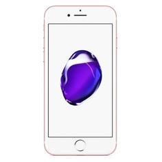 Смартфон CLEVERCEL APPLE iPhone 7 128Gb (подержанный c гарантией), розовое золото