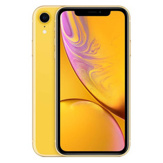 Смартфон CLEVERCEL APPLE iPhone XR 64Gb (подержанный c гарантией), желтый