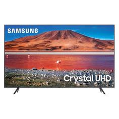 "Телевизор Samsung UE43TU7090UXRU, 43"", Crystal UHD, Ultra HD 4K"
